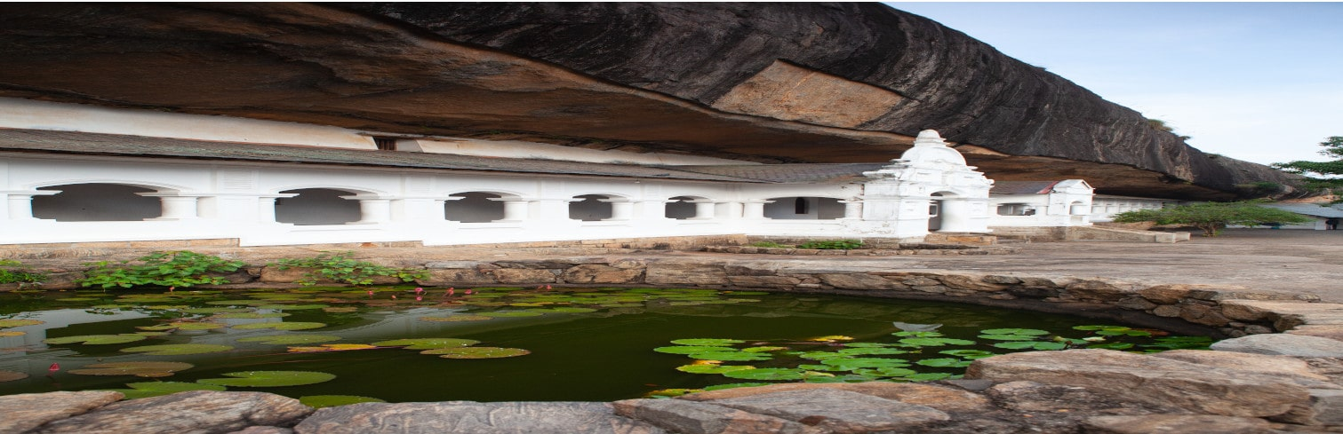 Dambulla rock temple-min