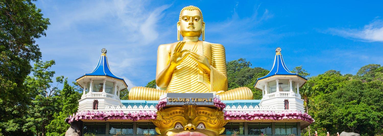 Dambulla temple