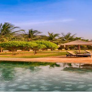Sunrise Resort pool-min