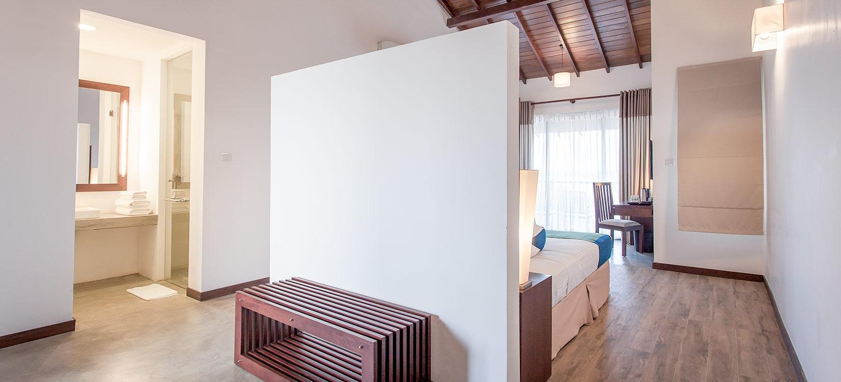 Calm Resort deluxe room