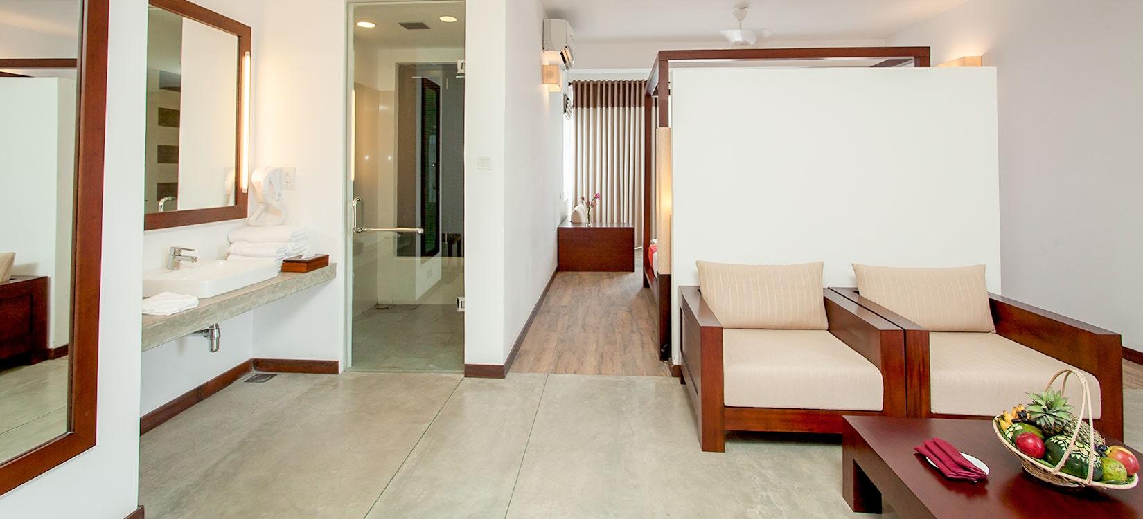 m Resort spa Premium room