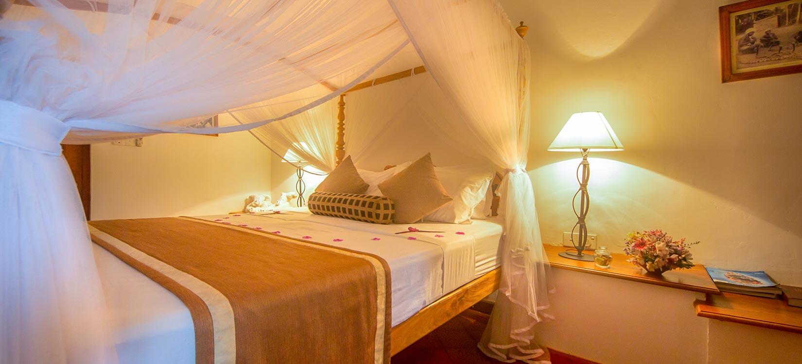 Dikwella Spa standard room