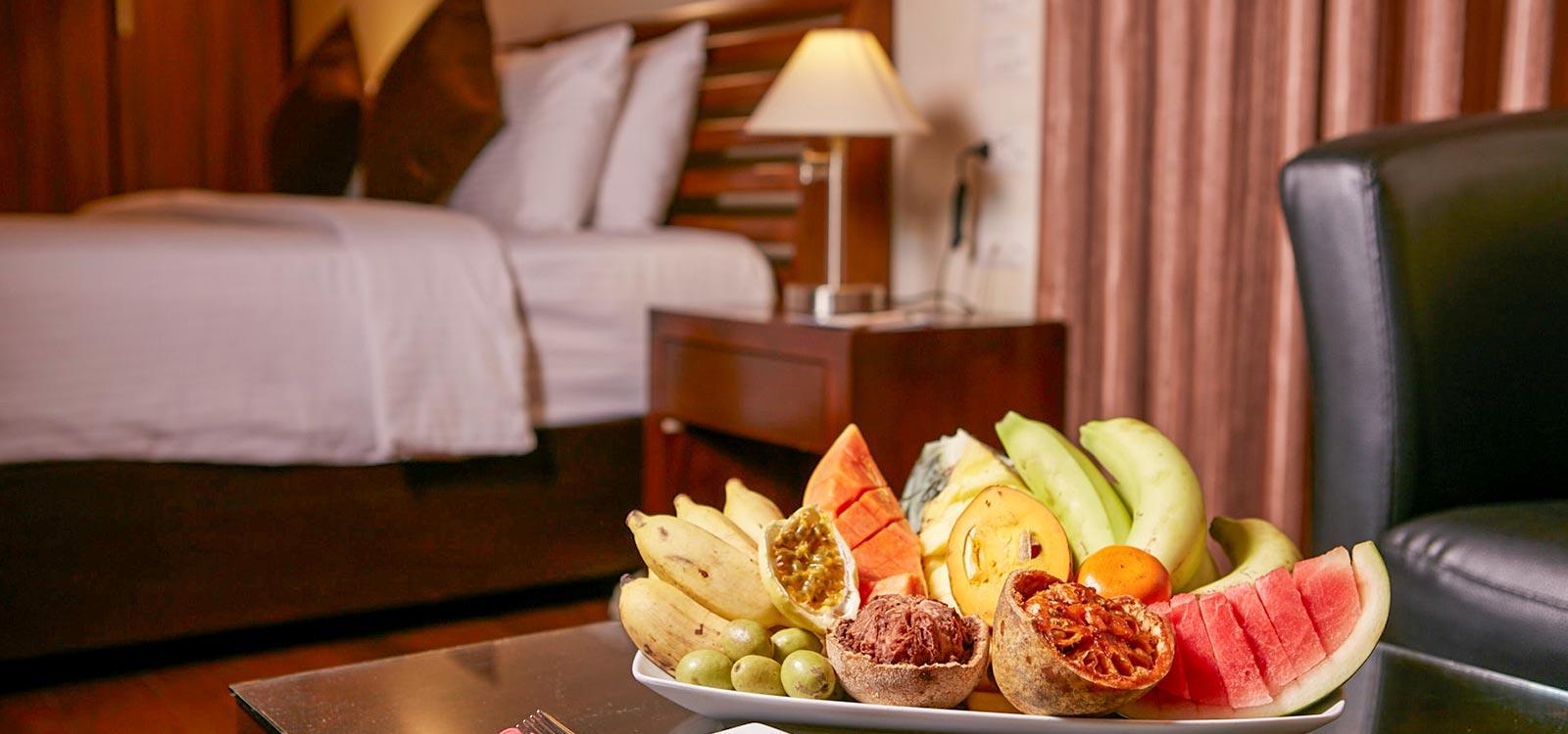 Paradise Resort & Spa duplex room