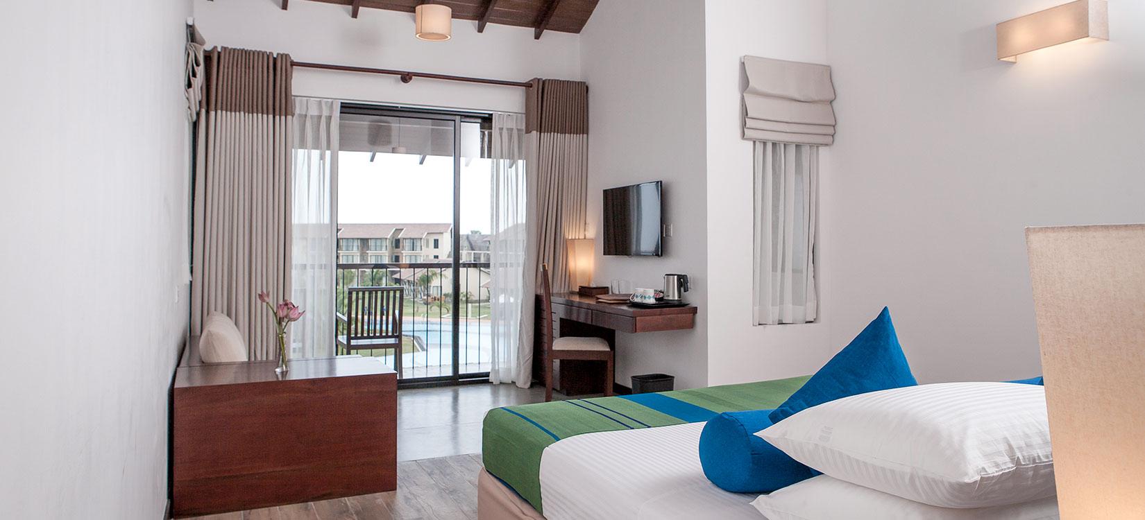 The Calm Resort & Spa delux