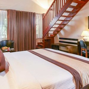 The Paradise Resort & Spa duplex room