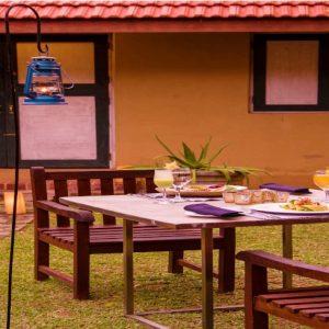 dinner at Ayurveda Palions-min