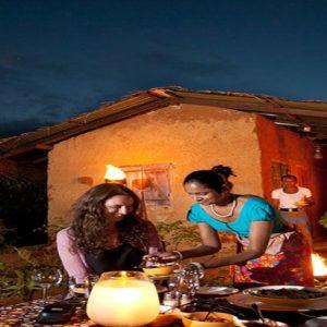 srilanka village dinner-min